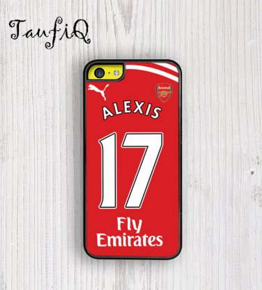 alexis sanchez 17 jersey arsenal iphone 6 case, iPhone 6 cover, iPhone 6 accsesories