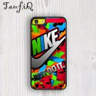 Colorful Nike Just Do It iphone 6 case, iPhone 6 cover, iPhone 6 accsesories