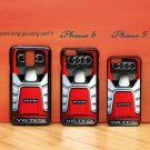 Audi MTM S5 V6 TFSI Engine iphone 6 case, iPhone 6 cover, iPhone 6 accsesories