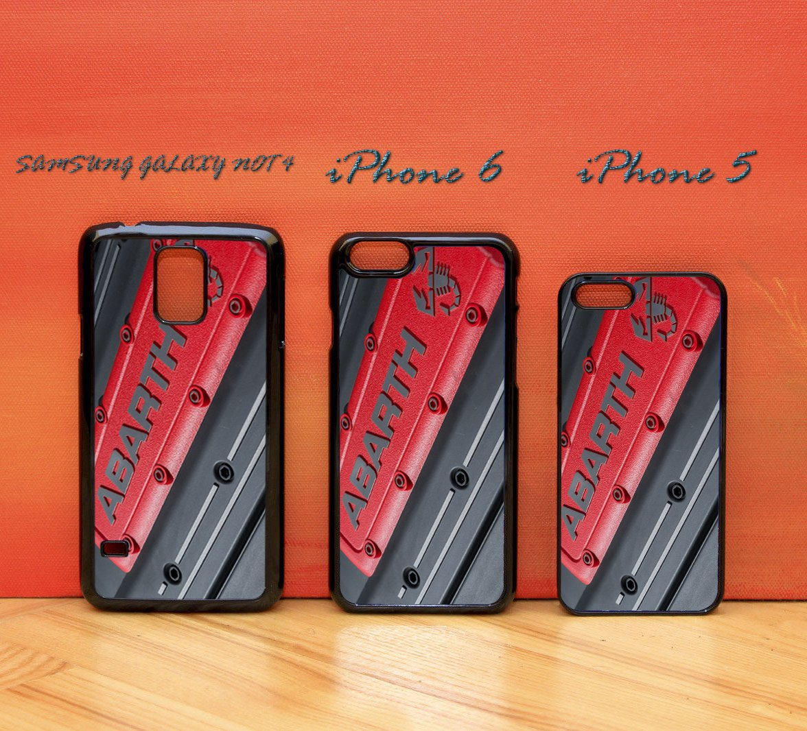Engine Abarth Super Sport iphone 6 case, iPhone 6 cover, iPhone 6 accsesories