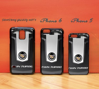 Engine Cadillac Twin Turbo V6 iphone 6 case, iPhone 6 cover, iPhone 6 accsesories