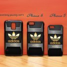 ADidas GOld Metal for iphone 6 case, iPhone 5 case, iPhone 7 case, iphone 4 case