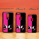 Mickey And Minnie Logo for iphone 6 case, iPhone 5 case, iPhone 7 case, iphone 4 case