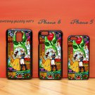 Beauty and Beast glass colour Rose for iphone 6 case, iPhone 5 case, iPhone 7 case, iphone 4 case