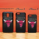 Chicago Bulls Logo for iphone 6 case, iPhone 5 case, iPhone 7 case, iphone 4 case