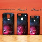 Comodos Red GALAXY NEBULA for iphone 6 case, iPhone 5 case, iPhone 7 case, iphone 4 case