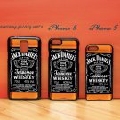 Jack Daniels for iphone 6 case, iPhone 5 case, iPhone 7 case, iphone 4 case