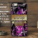 Jeep Camo Pink for iphone 6 case, iPhone 5 case, iPhone 7 case, iphone 4 case