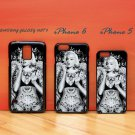 Marilyn Monroe Tattoo Angel for iphone 6 case, iPhone 5 case, iPhone 7 case, iphone 4 case