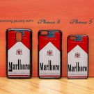 Marlboro Cigarettes Vintage for iphone 6 case, iPhone 5 case, iPhone 7 case, iphone 4 case