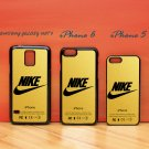 Nike logo gold textur for iphone 6 case, iPhone 5 case, iPhone 7 case, iphone 4 case