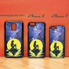 The Little Mermaid  Galaxy Nebula for iphone 6 case, iPhone 5 case, iPhone 7 case, iphone 4 case