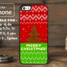 Merry Christmas Tree for iphone 6 case, iPhone 5 case, iPhone 7 case, iphone 4 case