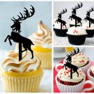 Cp355 cupcake toppers game of thrones Package : 10 pcs