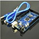 Funduino Mega 2560 ATmega2560-16AU Board (Arduino-compatible) + Free USB Cable