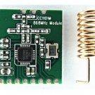 1PCS NEW CC1101 wireless module Long Distance Transmission Antenna 868MHZ