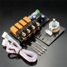 Audio Input Signal Selector Relay Board/Signal Switching Amplifier Board + RCA