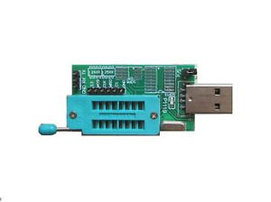24 25 series EEPROM Flash BIOS USB Programmer CH341A with Software & driver
