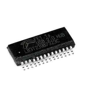 10 PCS USB 2.0 Hub controller 1 USB to 4 USB IC FE1.1S Multiple USB converter