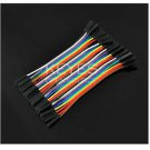 40pcs New Dupont 10CM Female To Female Jumper Wire FOR Arduino