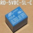 5pcs Mini 5V DC SONGLE Power Relay SRD-5VDC-SL-C PCB Type