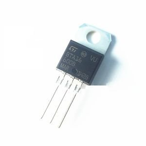 10PCS BTA24-600B BTA24 TRIAC 600V 25A TO-220AB NEW GOOD QUALITY