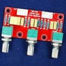 1PCS HIFI Amplifier Passive Tone Board Bass Treble Volume Control Preamp Board