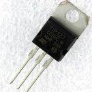 10PCS TIP127 ST TRANS PNP DARL 100V 5A TO-220 NEW