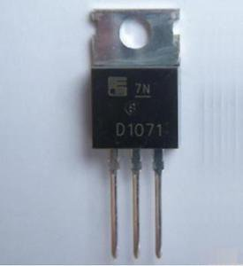 1PCS 2SD1071 D1071 FUJI TO-220 Transistor New