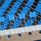 10pcs Metallized Polyester MKT Boxed Capacitor 0.1uF 100n 100V J ±5% B32529C