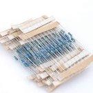 240pcs 24 kinds Each 10 1/4W Colored Ring Resistance 4.7K~68KΩ Resistor Pack N