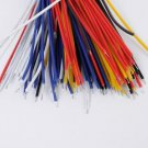 Double-head Soldering Tin Wire, Length 20cm, 5 Colors, Each 20, Total 100