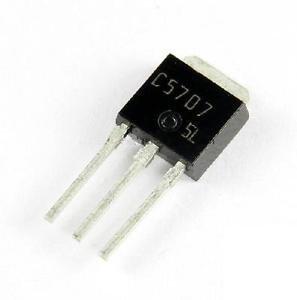 5PCS TO-251 2SC5707 C5707 NPN transistors new