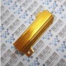 2pcs 50W Arcol Aluminium Clad Wirewound Resistor 1R 1ohm