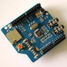 NEW VS1053B MP3 Music shield board with TF card slot work with Arduino UNO MEGA