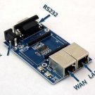 2pcs HLK-RM04 UART to WIFI Serial Port to Wifi Module Test Base Board NEW