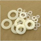 100 Pcs Nylon M2 Insulation Washer 2mm x 5mm x 1mm Thickness