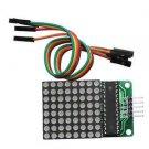 1PCS MAX7219 Dot led matrix module MCU control LED Display module NEW