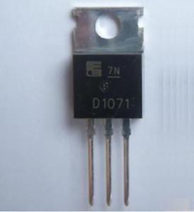 5PCS 2SD1071 D1071 FUJI TO-220 Transistor New
