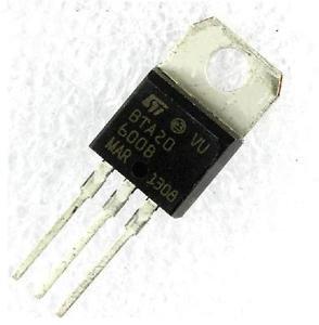 2pcs BTA20-600B BTA20-600 Triac 600V 20A NEW
