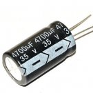2 pcs Electrolytic Capacitors 4700uF 35V New Radial