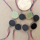 5pcs Vibration 10mm x 2.7 mm 3v Vibrating Vibrator Micro Motor Flat