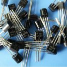 50PCS BC184 BC184C NPN General Purpose Silicon Amplifier Transistor
