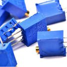 10pcs 3296W-102 3296 W 1K ohm Trim Pot Trimmer Potentiometer