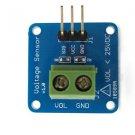 2PCS DC Voltage Sensor Module Voltage Detector Divider for Arduino DG New