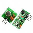 1pcs 433Mhz RF transmitter and receiver kit for Arduino