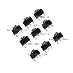 12pcs AMS1117 AMS117-3.3 3.3V 1A Voltage Regulator SOT-223 Good Quality New