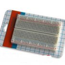 10PCS Mini Solderless Breadboard Bread Board 400 Contacts Available Test Develop