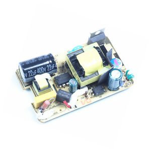 AC-DC 5V 2.5A Switching Power Supply Module 2500MA Bare Circuit Board for Repair
