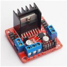 2PCS L298N Dual Stepper Motor Driver Controller Board Module RED